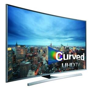 SAMSUNG 65 LED 4K 3D SMART CURVED UHDTV *NEW IN BOX*