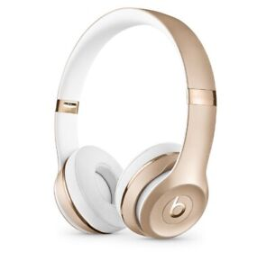 Beats solo 3 limited edition gold