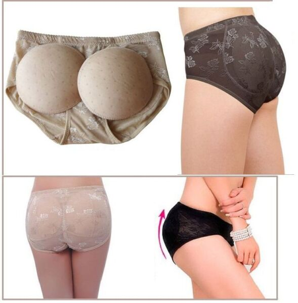 Women's butt-lifting underwear buttocks padded panties $25 | Other ...