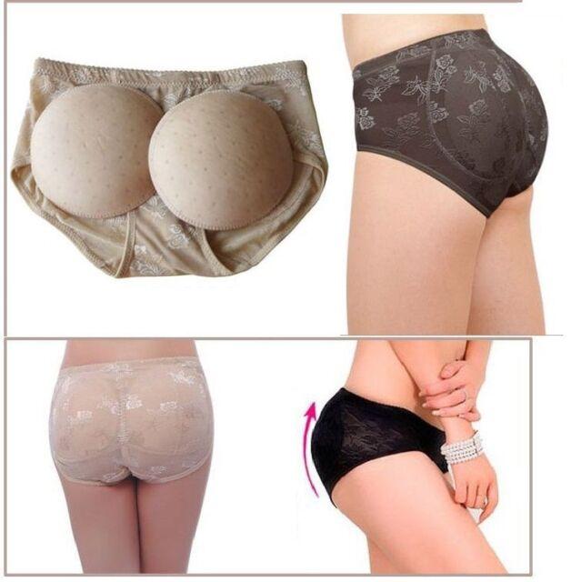 Womens Butt Lifting Underwear Buttocks Padded Panties 25