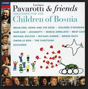 Pavarotti & Friends For The Children Of Bosnia CD