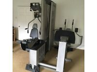 Nautilus Commercial Dual stack Multigym Model S912. Best money can buy.