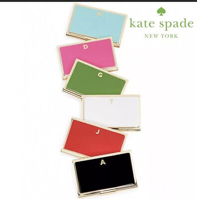 Kate Spade New York Red One In A Million Business Credit Cards Holder J