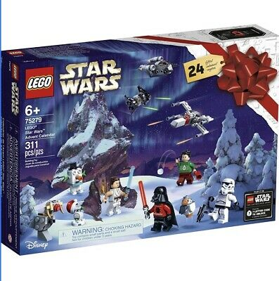 LEGO® Star Wars Advent Calendar 2020 Building Set 311 Pieces NEW 75279