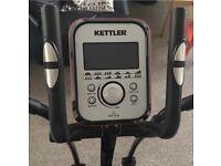 Cross trainer elliptical Kettler