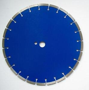 """14"""" Laser Welded Diamond Blades - For Cured and Reinforced Concrete"""