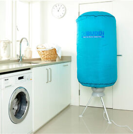 JML DriBUDDi Portable Electric Clothes Dryer Energy-Efficient (1200W) £35