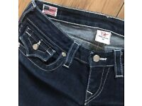 Ladies true religion jeans