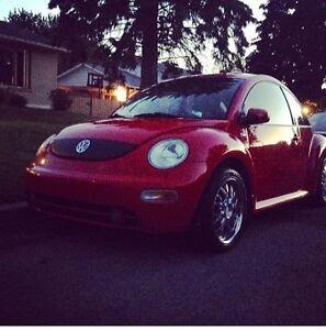 Beetle 2001 MANUEL