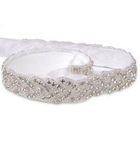 Four Beautiful Bridesmaid waist belts