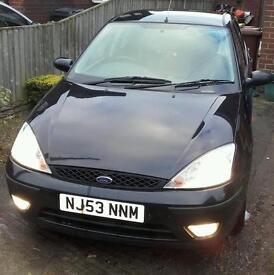 2003 Ford Focus 1.6