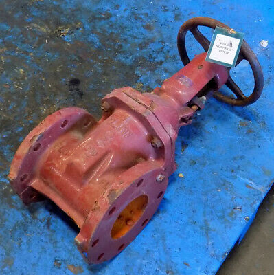 Clow 4 Fire Main Gate Valve
