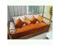 Beautiful moroccan sofa