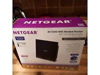 Netgear D6200 AC1200 Wifi Dual Band Router