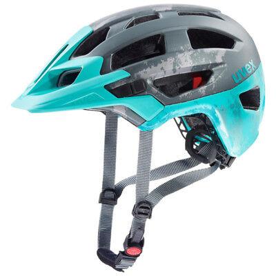 2.0 Light (UVEX Sport MTB Fahrradhelm Finale 2.0 grey lightblue mat 52-57 cm)