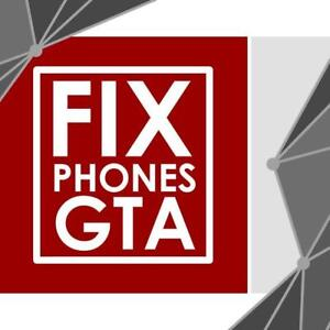 FIX PHONES GTA - Smartphone, Tablet and Computer Servicing and Repair