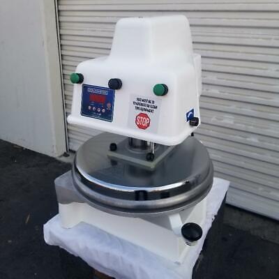 Proluxe Doughpro Dp3300m Auto Electro-mechanical Pizza Dough Press Sn63329