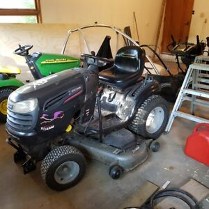 ** Craftsman Riding Lawnmower For Sale **