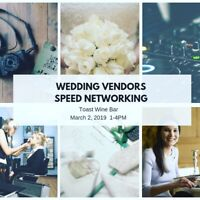 Speed Networking for Wedding Professionals