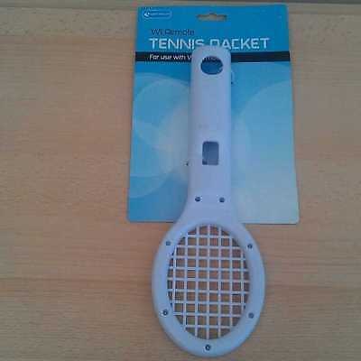 NEW tennis racket for use with Nintendo Wii remote for tennis sport games