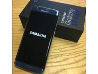 Samsung Galaxy S7 EDGE Coral Blue 32GB (O2) Boxed **PRICE DROP**