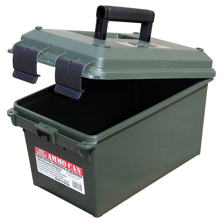 MTM AC11 Ammo Can For Bulk Ammo Forest Green