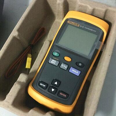 1pcs New Fluke 51-ii Contact Thermometers Single Input Digital Thermometer F51-2