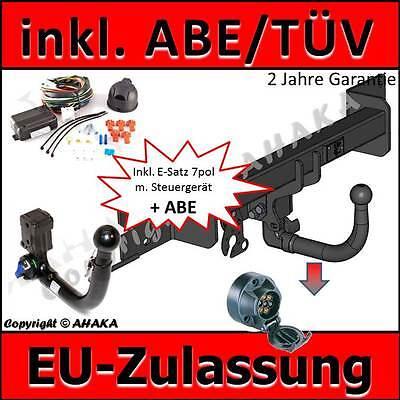 mit 7p E-Satz VERTIKAL Für BMW 1er E81 E82 E87 ab04 Anhängerkupplung abnehmbar