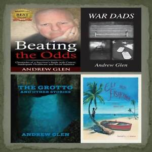 Local Author-Books for Sale