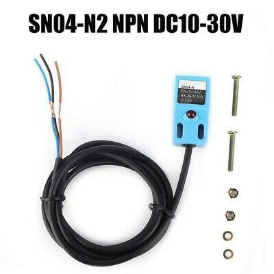 5 Pcs Sn04-n2 Npn Nc 4mm Inductive Proximity Sensor Detection Switch Dc 10v30v