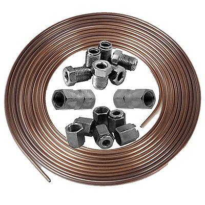 Copper Nickel Kunifer Brake Pipe 3/16