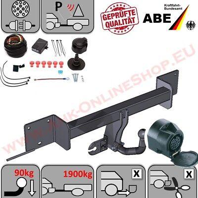 Anhängerkupplung starr Für BMW E87 5-Tür ab 2004-2011+E-SATZ 13-polig NEU ABE