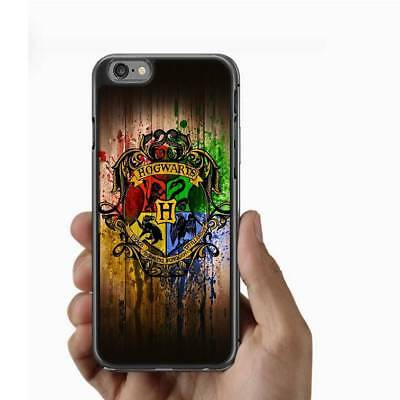 Harry Potter Hogwarts Phone Case Cover iphone 4 4s 5 5s se 5c  6s 7 8 X.