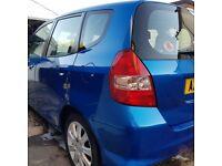 Honda jazz cheap runaround , serviced recently, mot next year, cheap tax etc