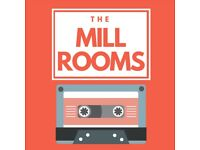 Outstanding Recording Studio in Stockport - The Mill Rooms