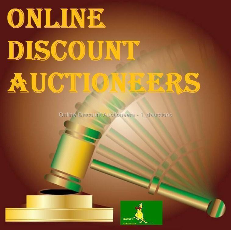 Online Discount Auctioneers
