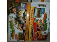 Big buck and safari TV game