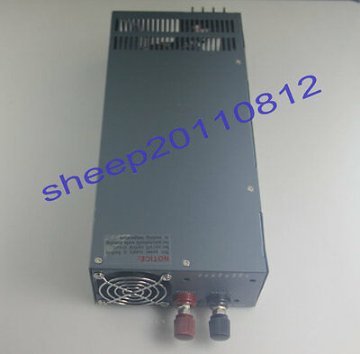 New 1200w Power Supply Ac100-240v To 70v Dc 17a Switching Power Supply With Ce