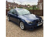 TOP SPEC BMW 520D M SPORT.. REMAPPED 200BHP!