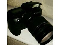 CANON Eos 10 digital Camera and Canon ultrasonic Lens