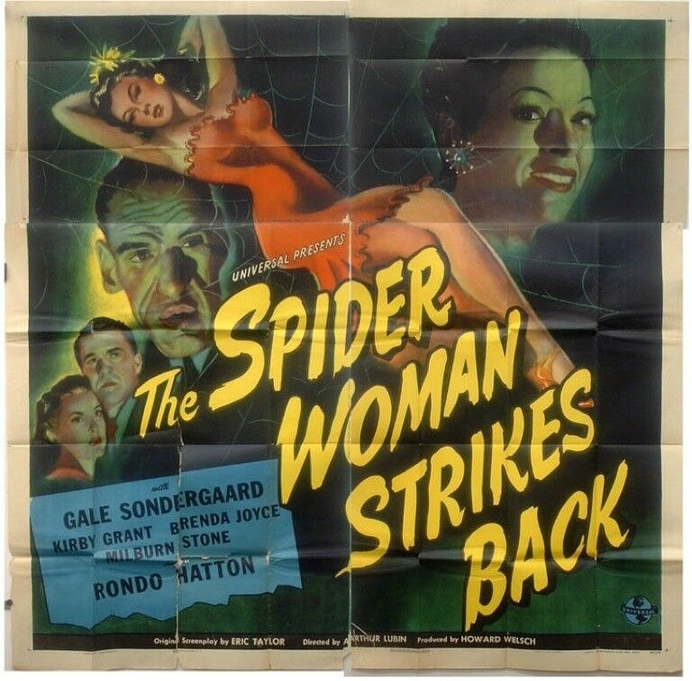 SPIDER WOMAN STRIKES BACK, THE (1946) 16327