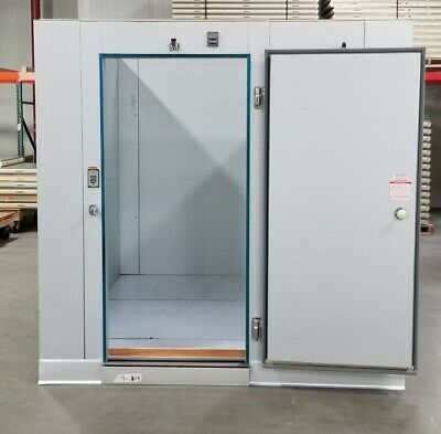 New 8 X 8 X 8 Walk-in Freezer Made W100 U.s. Made Materials...only 6800