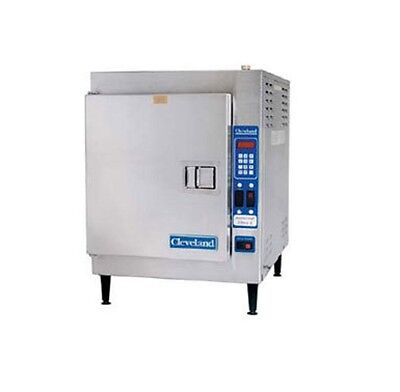 Cleveland 21cet16 5-pan Counter Electric Convection Steamer Steamcraft Ultra 5