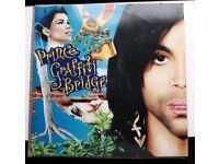 Prince vinyl lp record Graffiti Bridge
