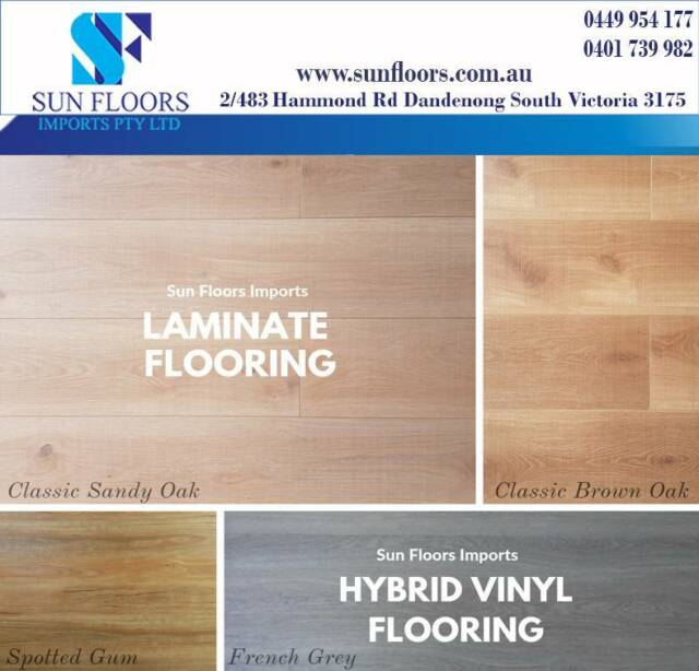 High Quality Flooring Products Laminate Hybrid Vinyl Tiles Building