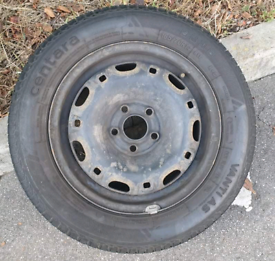 Spare wheel VW 14 inch