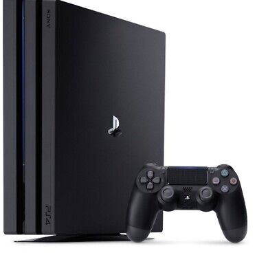 ps4 pro 1tb console New