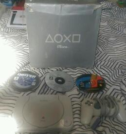 Psone,PlayStation,ps1 slim console