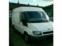 MAN WITH VAN-VERY CHEAP 2 VANS AVAILABLE sofa bed drawers wardrobe courier mattress fridge freezer