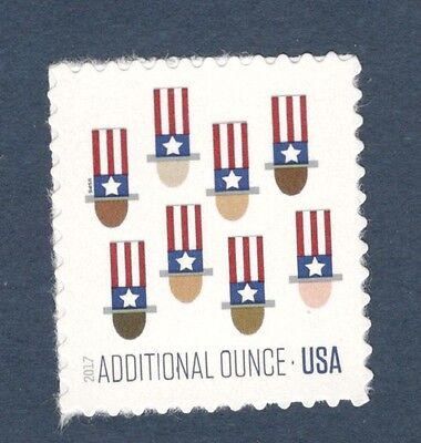 5174 US Uncle Sam's Hats 21 Cent Stamp MNH (Free Shipping)
